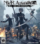 NieR: Automata Box Art