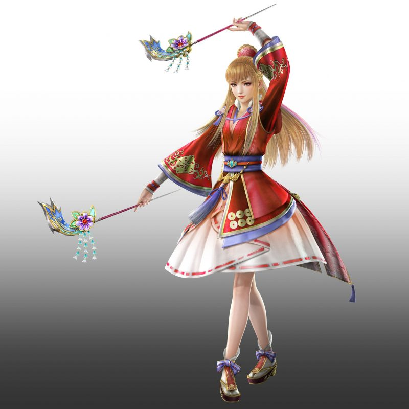 Samurai Warriors: Spirit of Sanada - Sanada Color Chacha