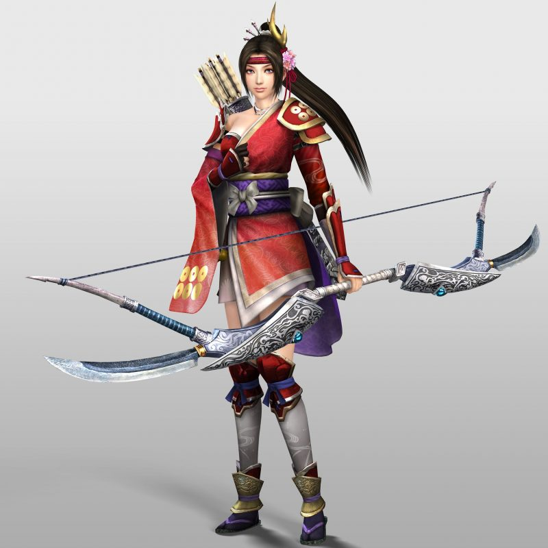 Samurai Warriors: Spirit of Sanada - Sanada Color Ina