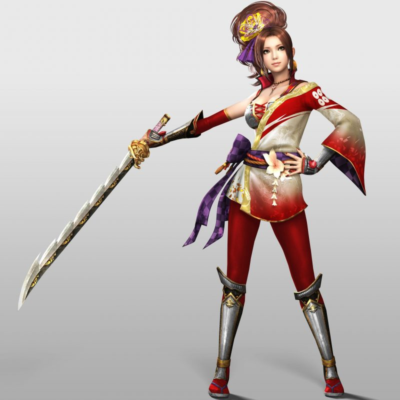 Samurai Warriors: Spirit of Sanada - Sanada Color Kai