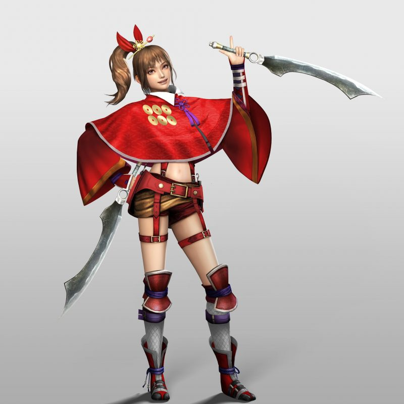 Samurai Warriors: Spirit of Sanada - Sanada Color Kunoichi