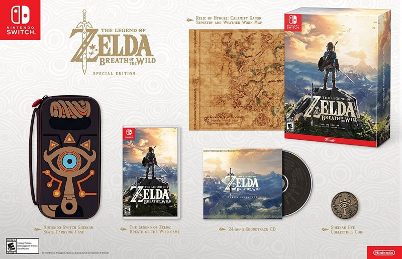 Breath of the Wild - Special Edition