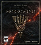 The Elder Scrolls Online: Morrowind Box Art