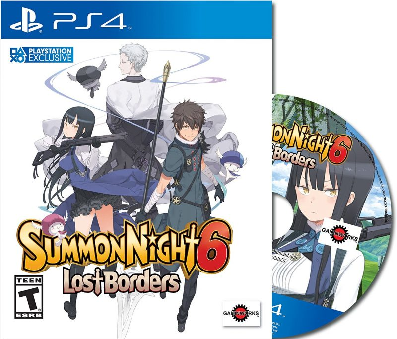 Summon Night 6: Lost Borders - Amu Edition