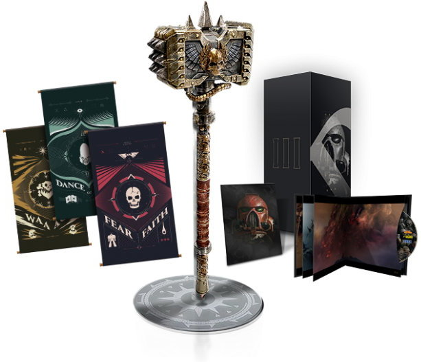 Dawn of War III - Collector's Edition