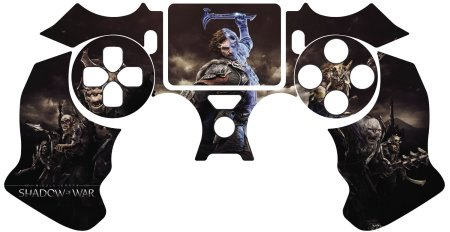 Middle-earth: Shadow of War - Controller Shield