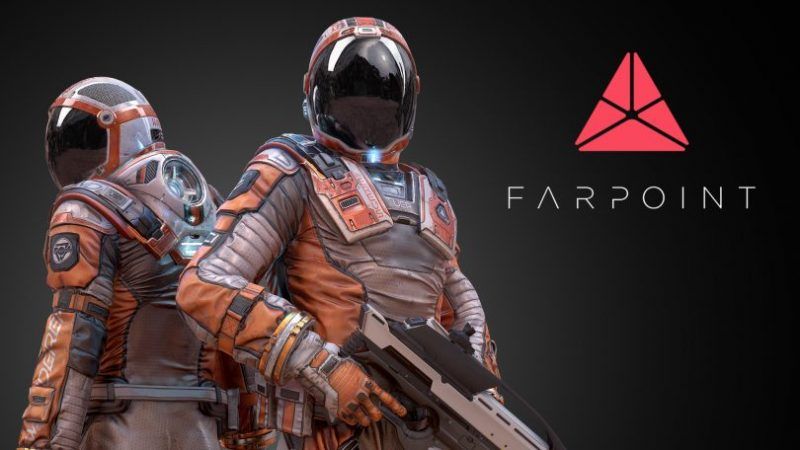 Farpoint VR - Red Planet Wanderer Spacesuit