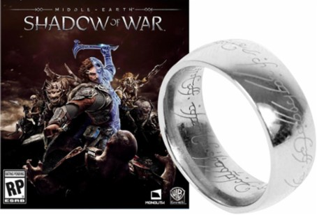 Middle-earth: Shadow of War - The One Ring Replica