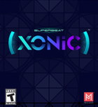 Superbeat: Xonic Box Art