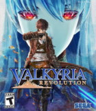 Valkyria Revolution Box Art