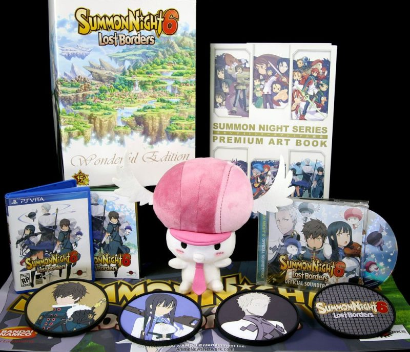 Summon Night 6: Lost Borders - Wonderful Edition