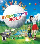 Everybody's Golf Box Art