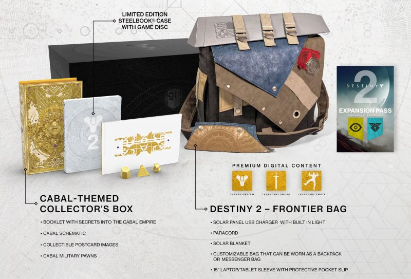 Destiny 2 - Collector's Edition