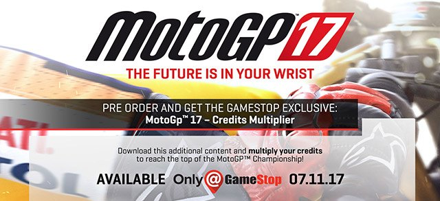 MotoGP 17 - Credits Multiplier