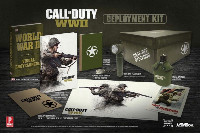 Call of Duty: WWII - Deployment Kit