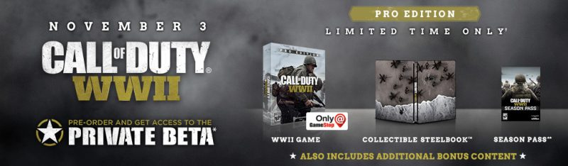Call of Duty: WW2 - Pro Edition