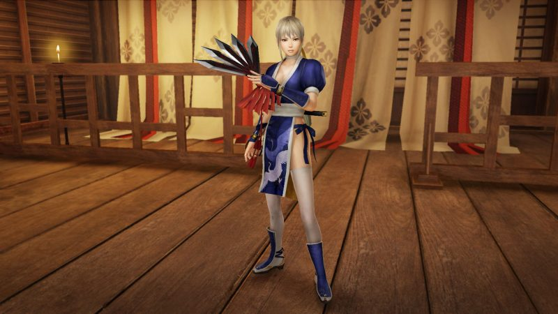 Warriors All-Stars - Wang Yuanji's Kasumi Costume