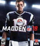 Madden NFL 18 Box Art