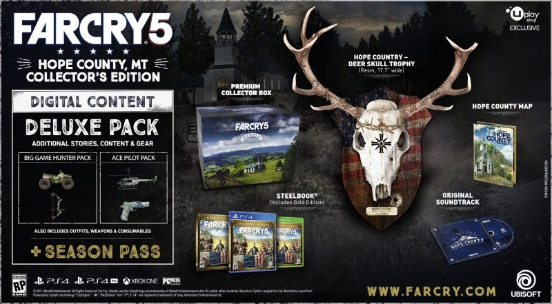 Far Cry 5 - Hope County Edition