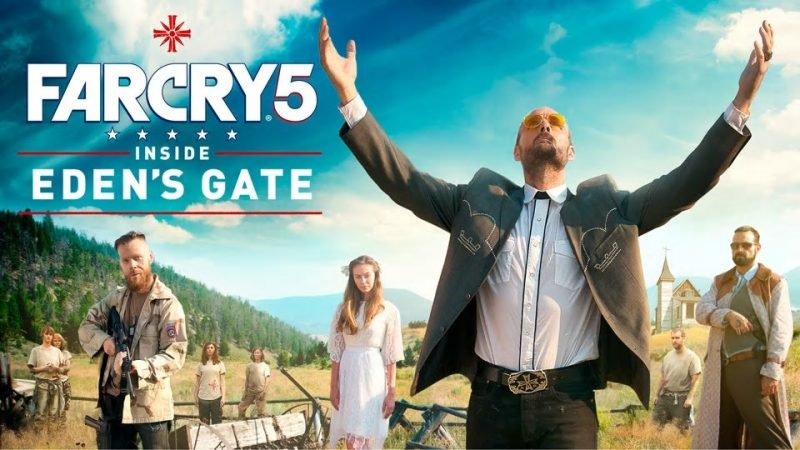 Far Cry 5 - Inside Eden's Gate