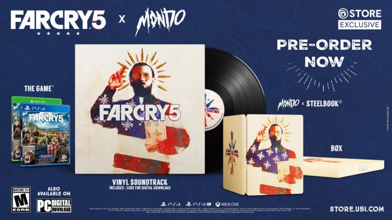 Far Cry 5 - Mondo Edition
