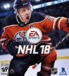 NHL 18 Box Art