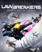 LawBreakers Box Art