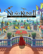 Ni no Kuni II Box Art