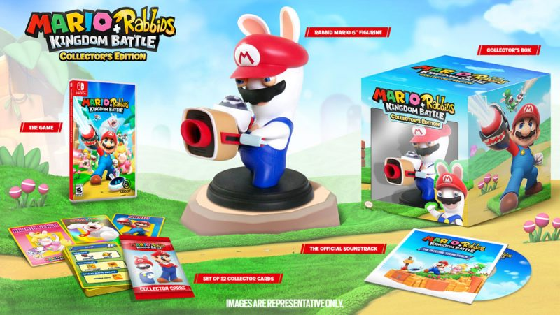 Mario + Rabbids Kingdom Battle - Collector's Edition