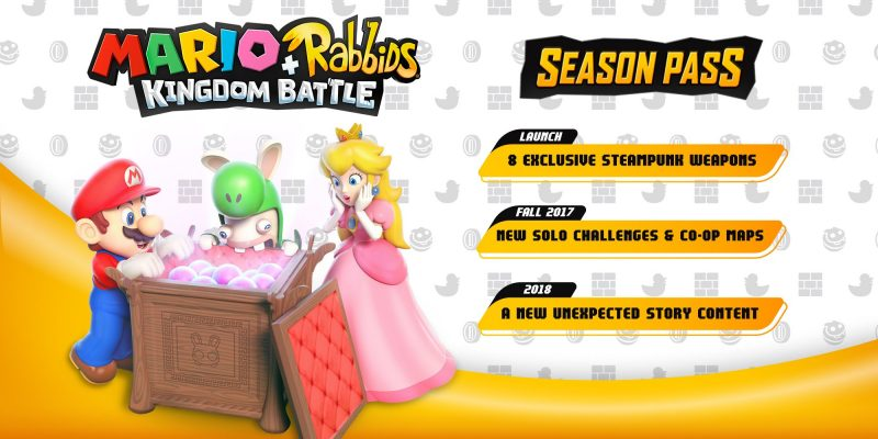 Mario + Rabbids Kingdom Battle - Season Pass