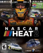 NASCAR Heat 2 Box Art