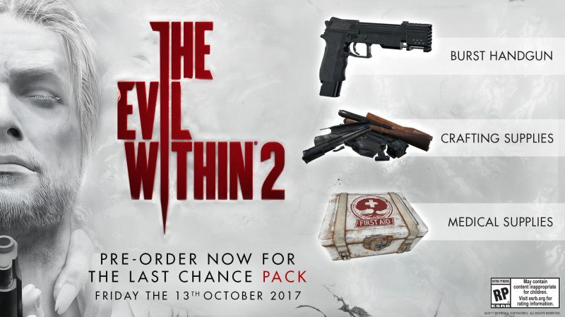 The Evil Within 2 - Last Chance Pack