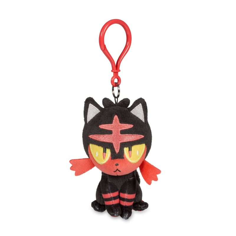 Pokémon Ultra Sun and Ultra Moon - Litten