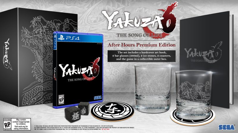 Yakuza 6: The Song of Life - After Hours Premium Edition
