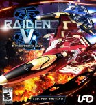 Raiden V: Director's Cut Box Art