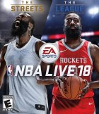 NBA LIVE 18 Box Art
