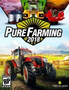 Pure Farming 2018 Box Art