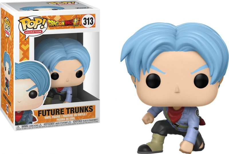 Pop! Animation Future Trunks Figure
