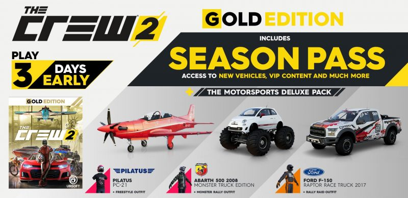 the crew 2 game preorders. Black Bedroom Furniture Sets. Home Design Ideas