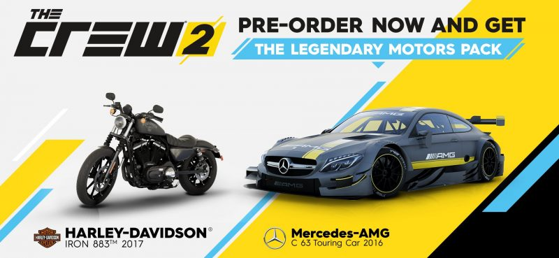 The Crew 2 - Legendary Motors Pack