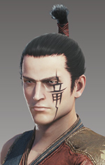 Monster Hunter World - Face Paint & Hair Style