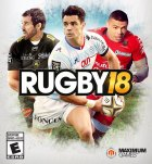 Rugby 18 Box Art