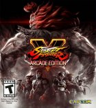 Street Fighter V: Arcade Edition Box Art