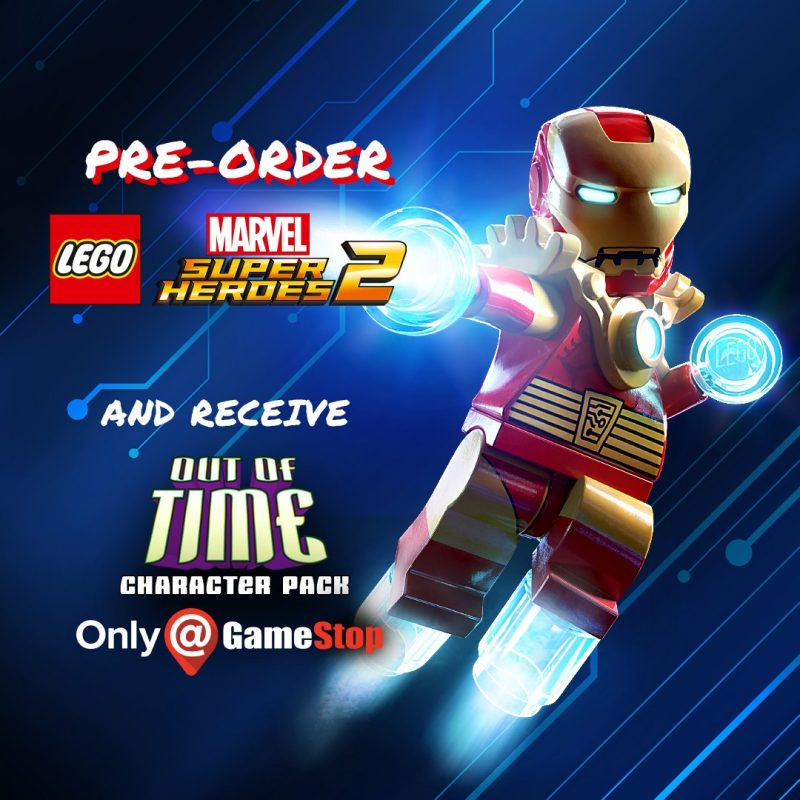 LEGO Marvel Super Heroes 2 | Game Preorders