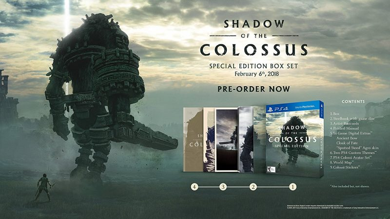 Shadow of the Colossus - Special Edition