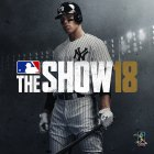 MLB The Show 18 Box Art