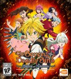 The Seven Deadly Sins: Knights of Britannia Box Art