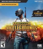 PlayerUnknown's Battlegrounds Box Art