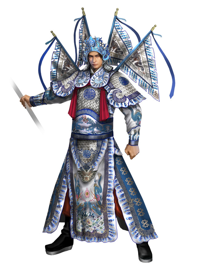 Dynasty Warriors 9 - Zhao Yun Costume