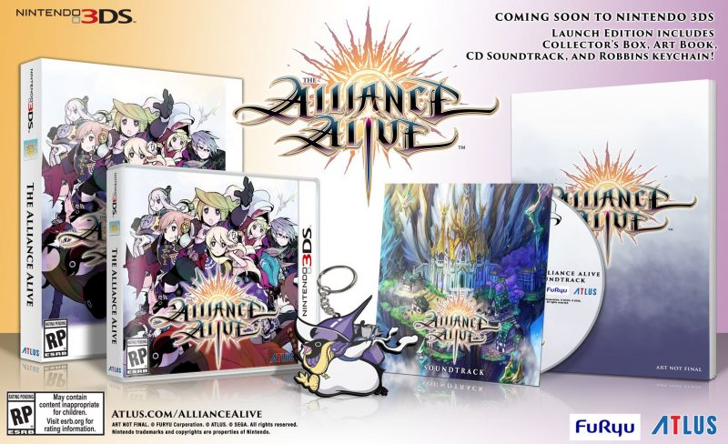 The Alliance Alive - Launch Edition